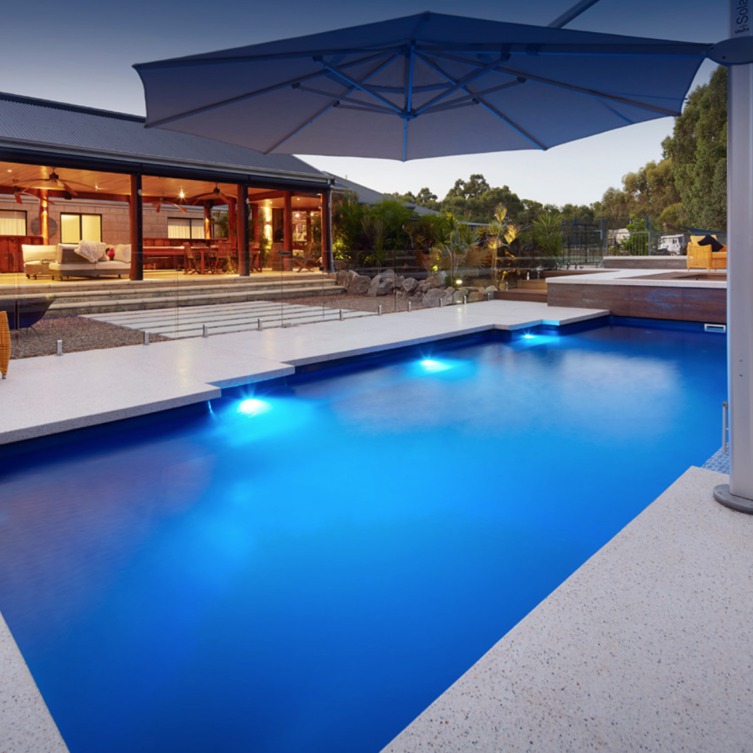 Fibreglass pool shells Newcastle, Central Coast and Hunter Valley